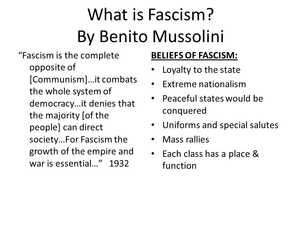 How did Mussolini become Prime Minister of Italy?