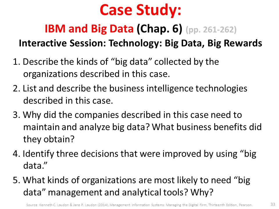 knowledge management initiatives at ibm case study