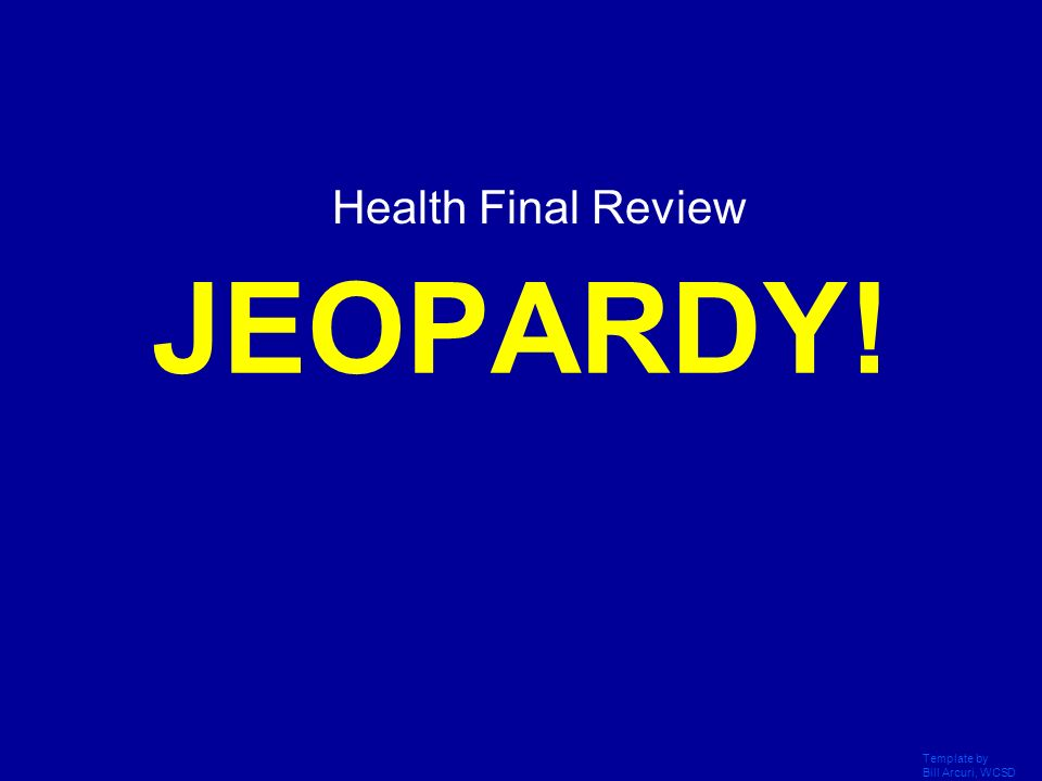 Free Jeopardy Powerpoint Template With Sound