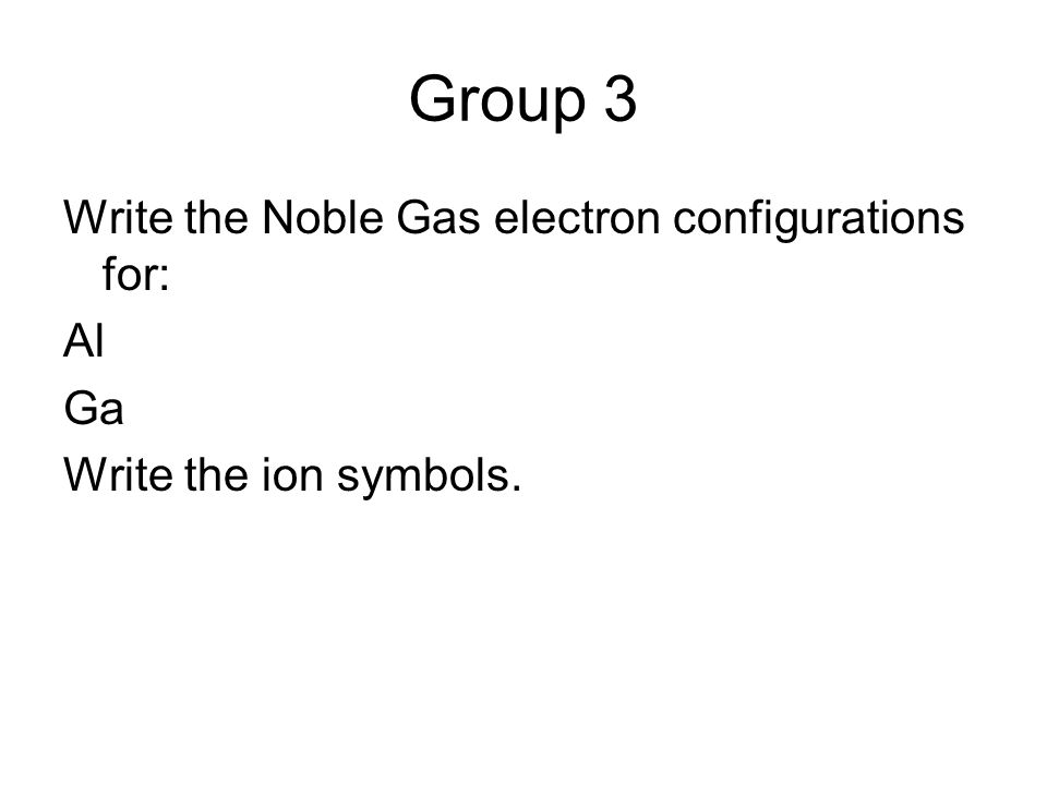 how to write an ion