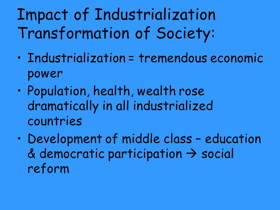 industrialization and identity society and the Was the process of american urbanization in the late 19th and early 20th centuries beneficial  and blended easily into a mostly rural american society they were.