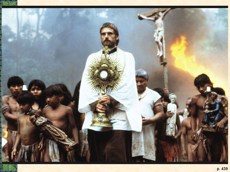 Jesuits & the Guarani Indians