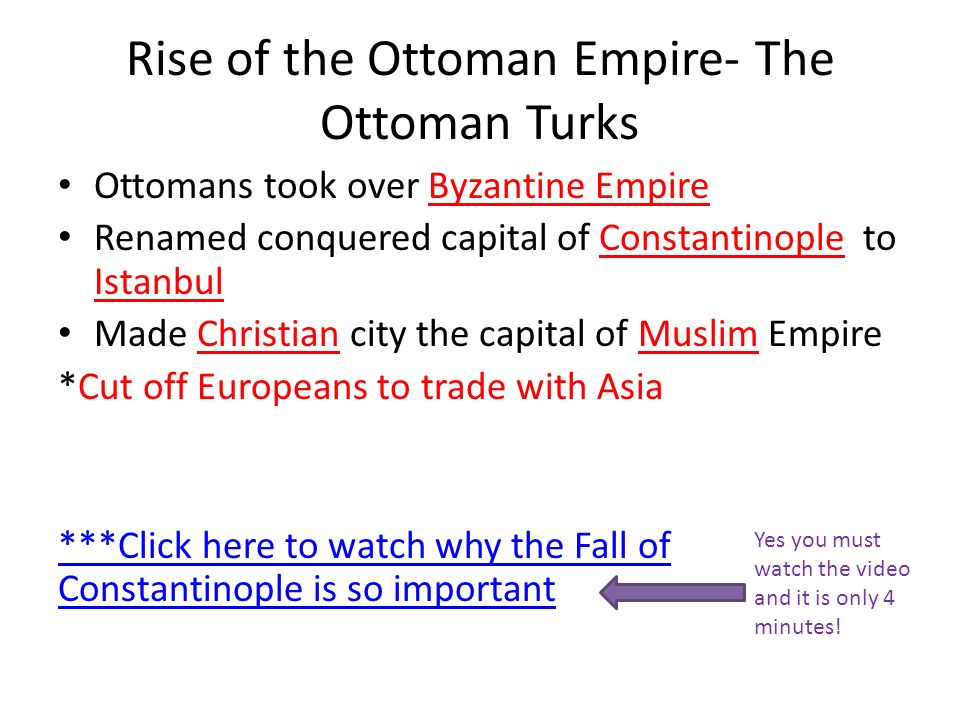 a comparison of the ming empire and the ottoman empire Military evolution occurred1 despite such differences among the experts on   ming and manchu empires, the ottoman empire, because of its substantial.