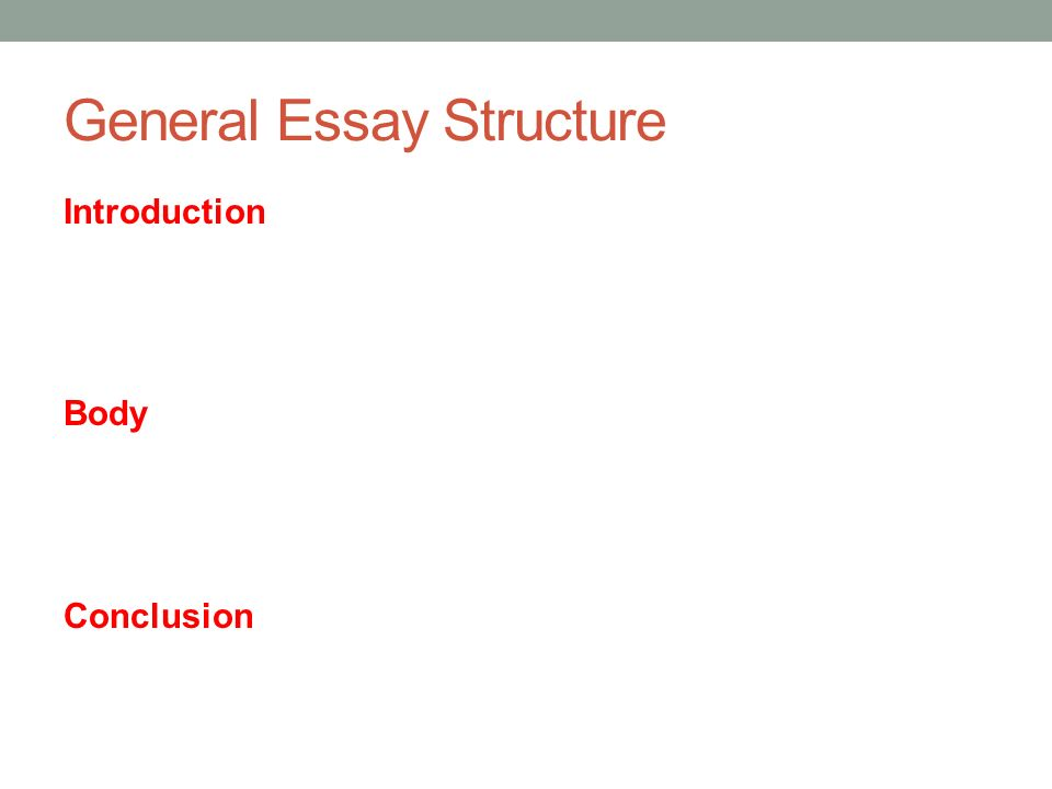 Problem solving essay conclusion
