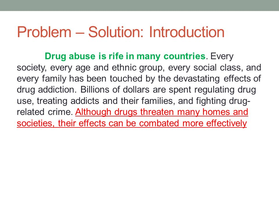 Problem solution essay about internet addiction