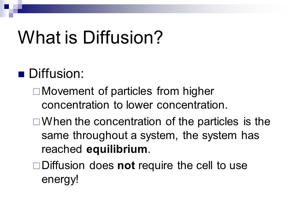 What is Diffusion Diffusion: