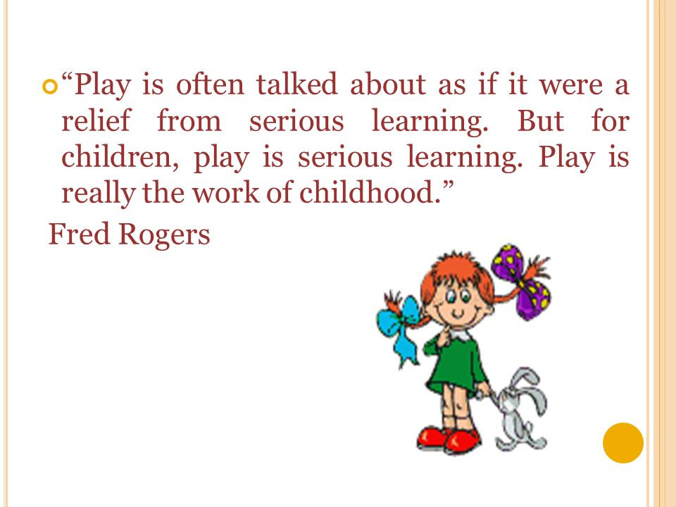 is play learning Guidelines offer information and suggestions on how the adult can extend and enrich children's learning and development through play  learning through play.