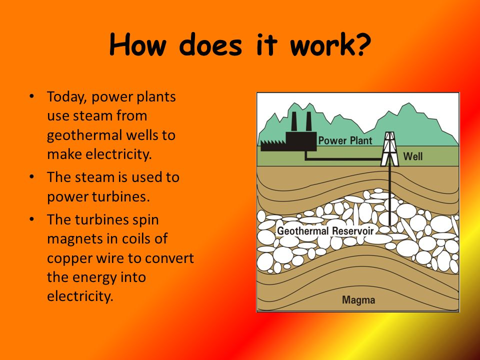 Geothermal Energy Joe Ziccarelli and Collin Heiry - ppt ...