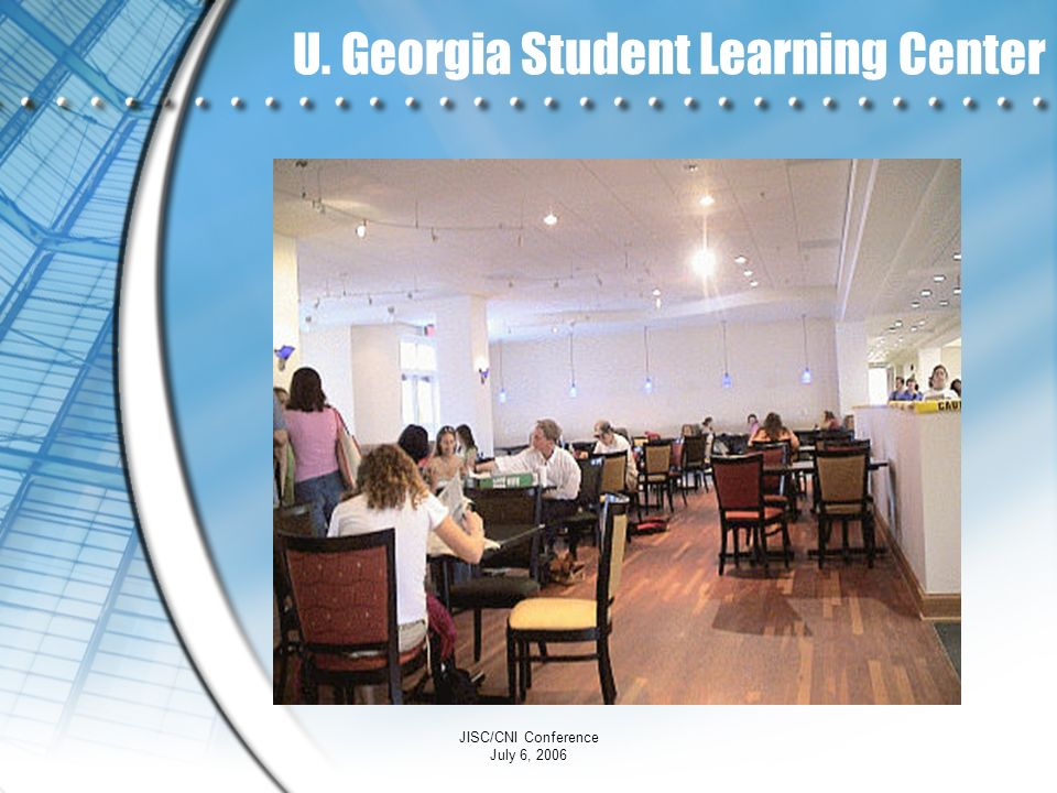 U. Georgia Student Learning Center