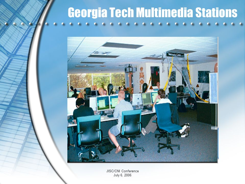 Georgia Tech Multimedia Stations