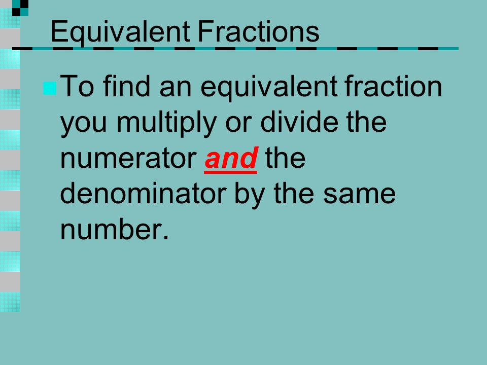 how to solve fractions with x in the numerator
