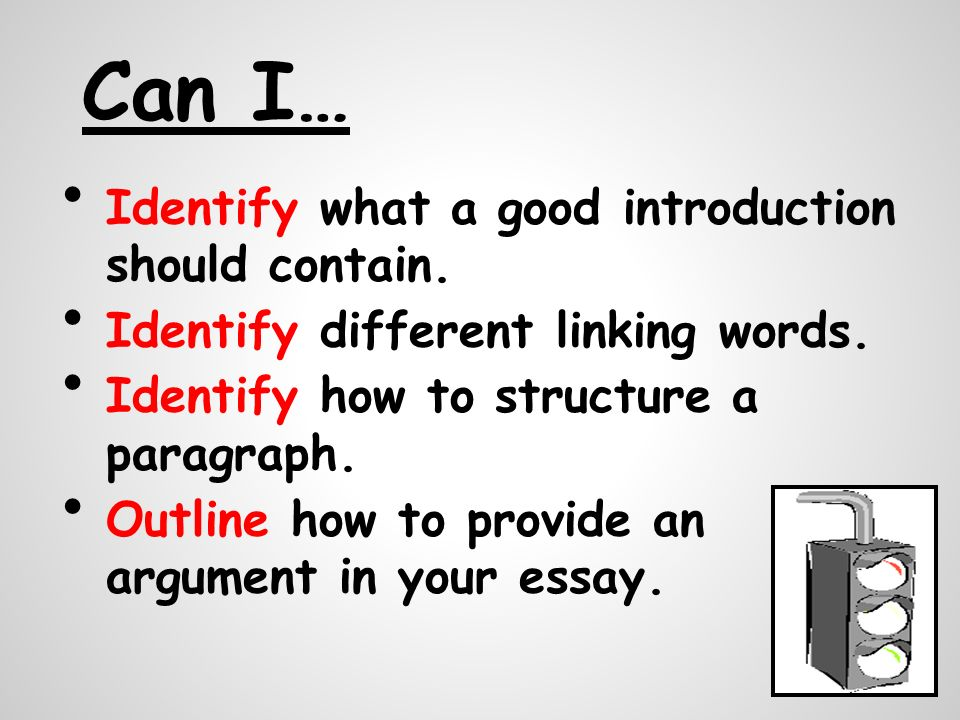 introductory expressions for essays Ice: introduce, cite, and explain your evidence skip to main content in other words activity: with a partner, work to fix the introductions and citations in the paragraph below.
