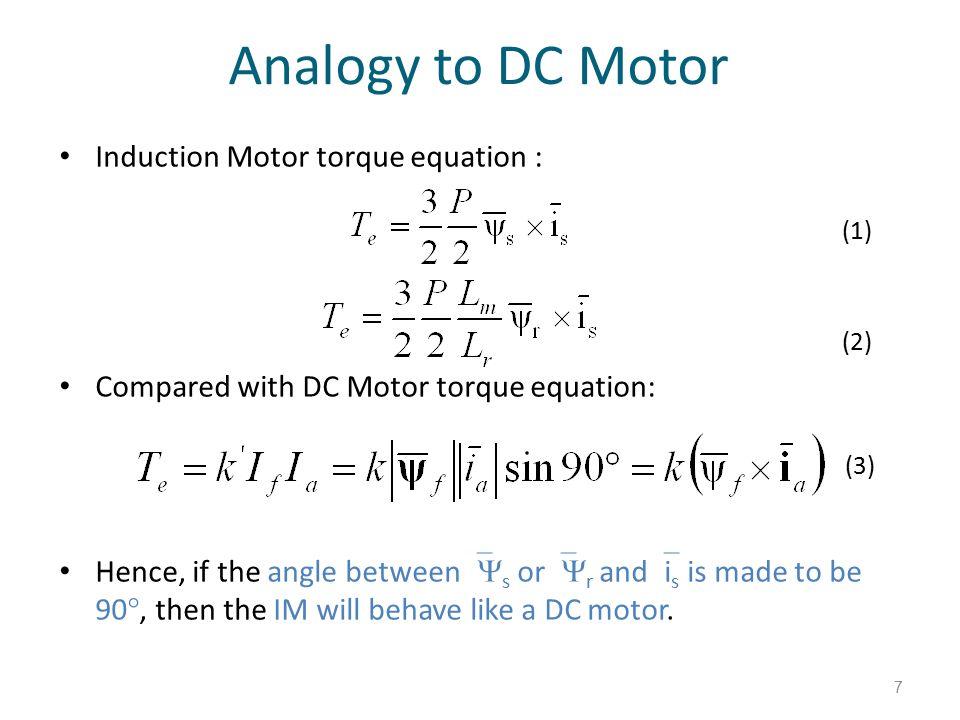 Servo motor torque calculation formula for Electric motor torque calculator