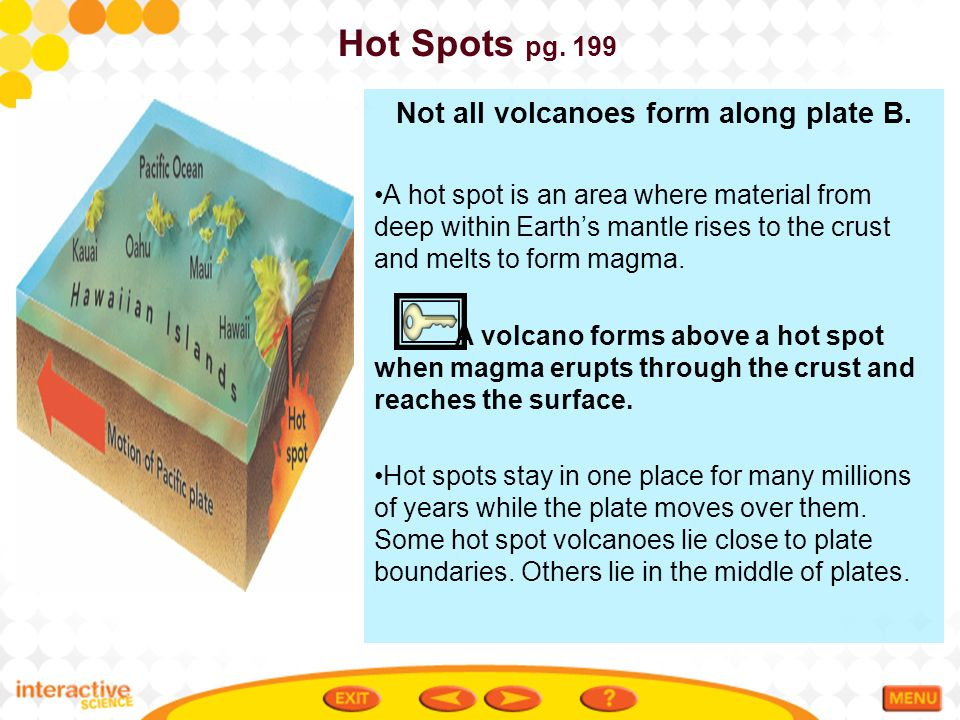 6.1 Volcanoes Table of Contents - ppt video online download
