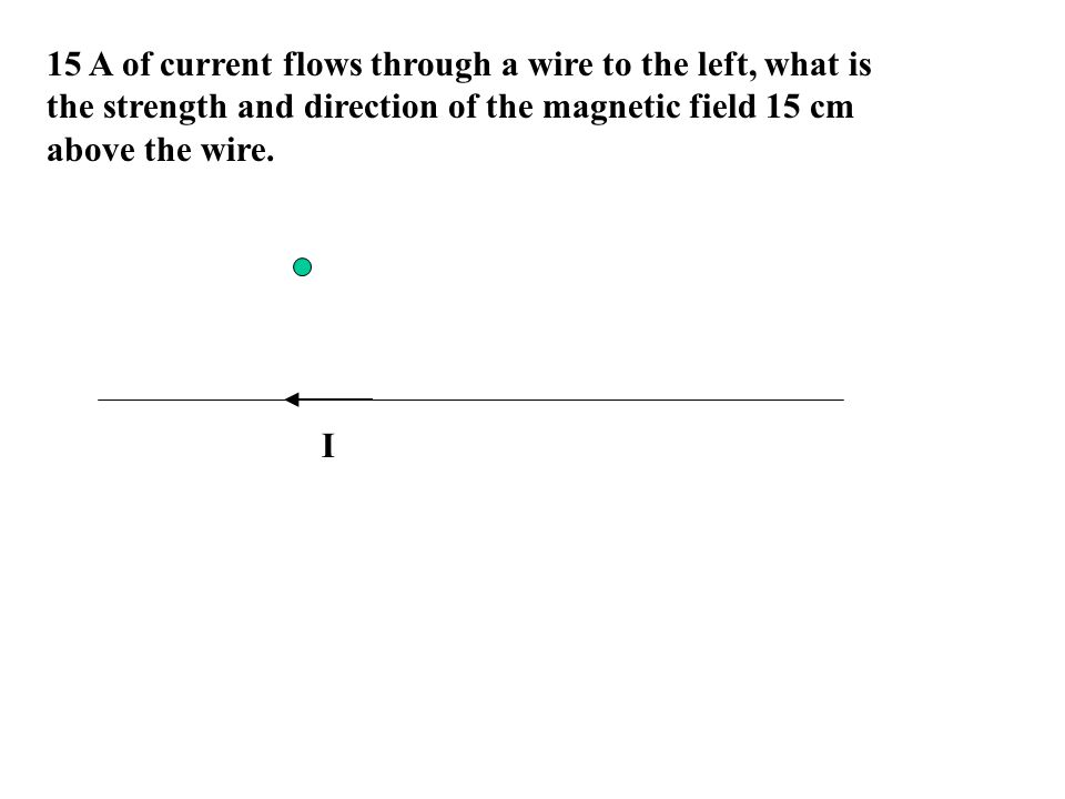 the flow of current through a wire essay A simple electrical circuit consists of a power source, two conducting wires (one   if the light bulbs are connected in parallel, the current flowing through the light .