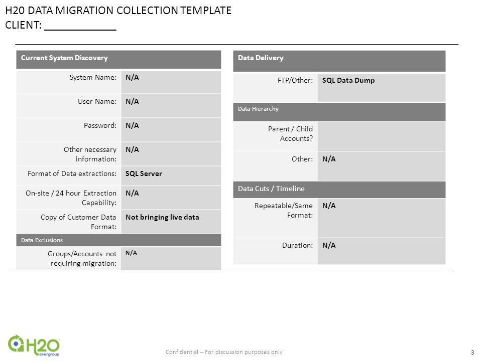 Data Migration Overview - ppt video online download