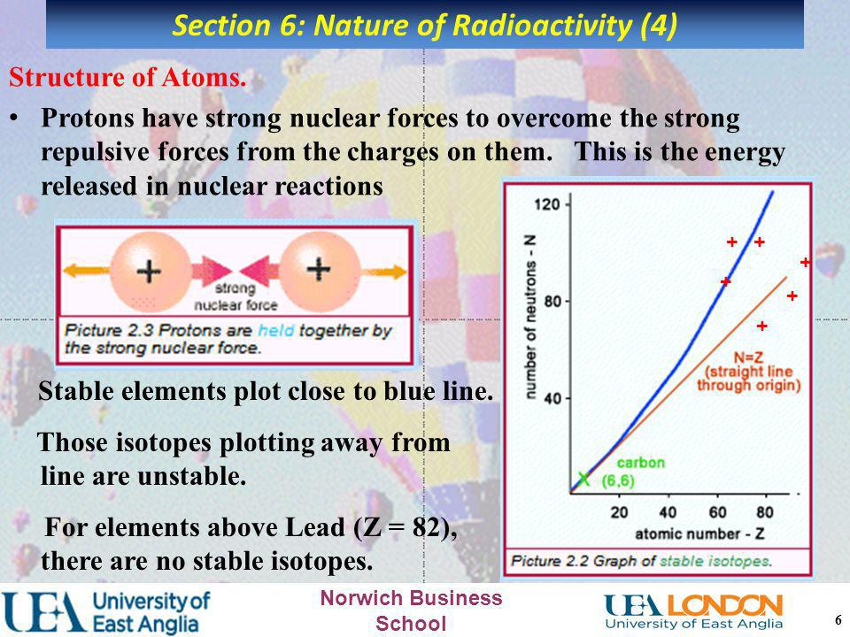Section 6: Nature of Radioactivity (4)