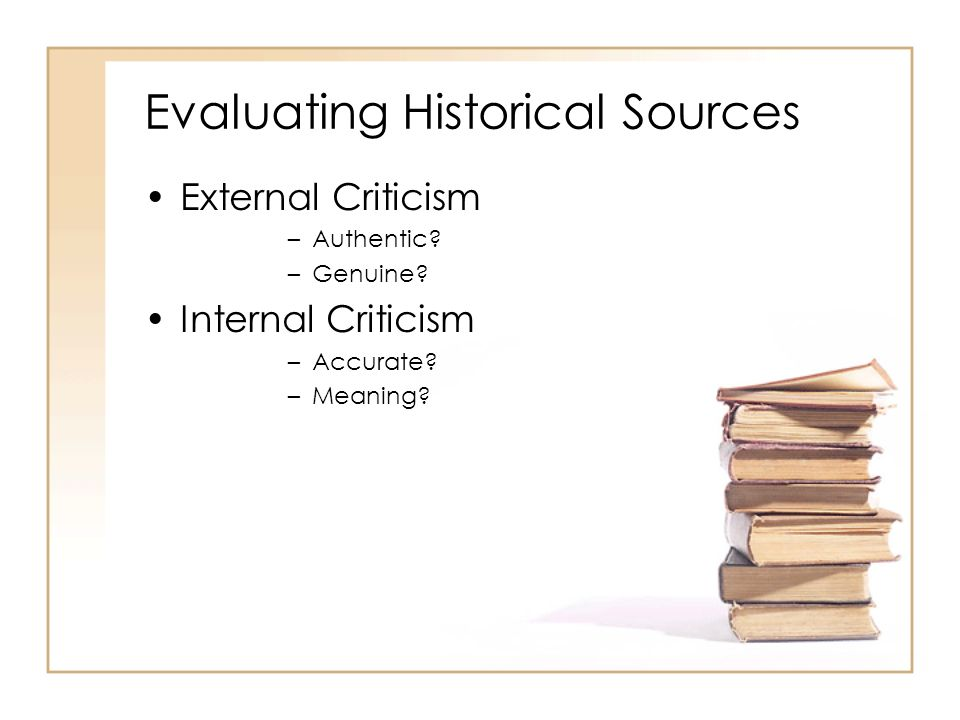 evaluating online research sources for a historical research paper Here are a few considerations as you evaluate your sources for online research unless your paper is about the traffic in term papers online summaries, overviews by entering my email address and clicking subscribe i agree to be contacted by elearners.