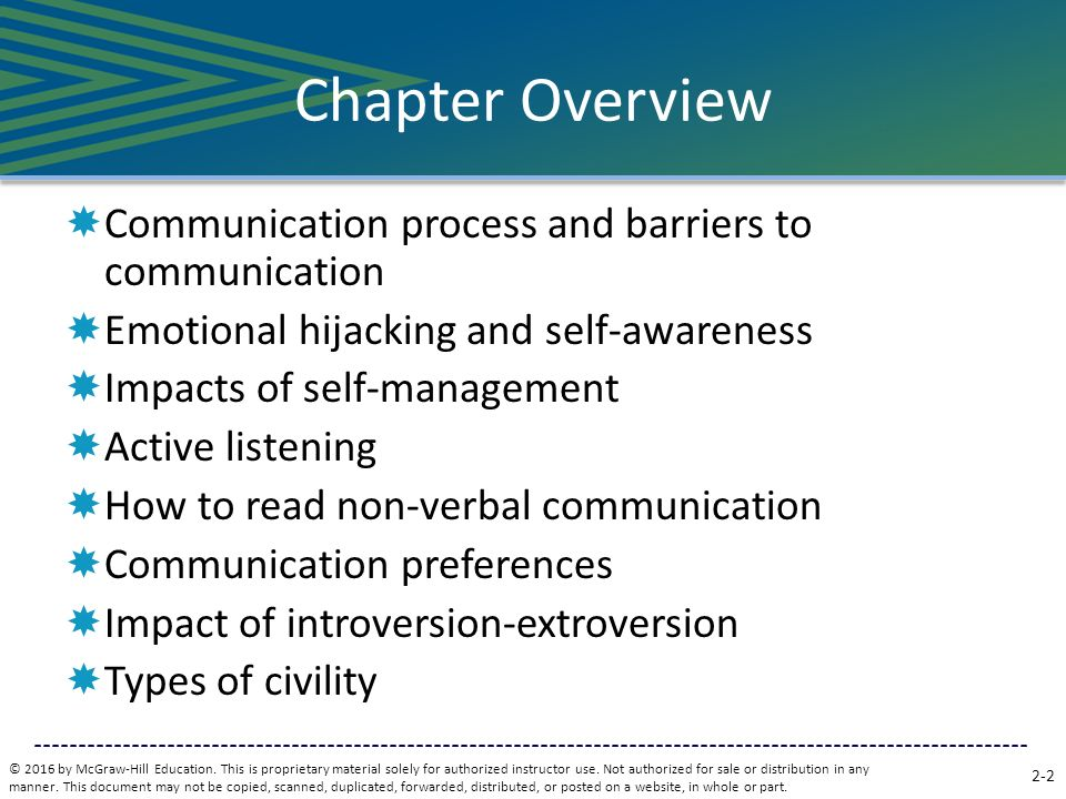emotional barriers to communication