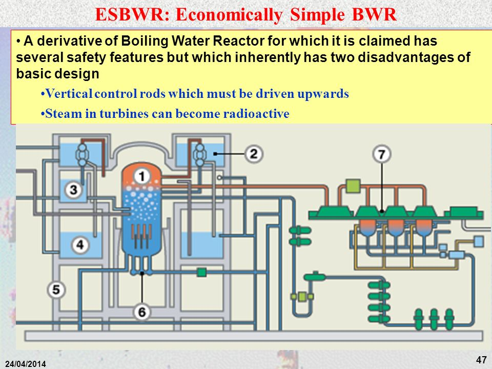 ESBWR: Economically Simple BWR