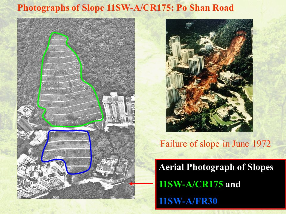 Photographs of Slope 11SW-A/CR175: Po Shan Road