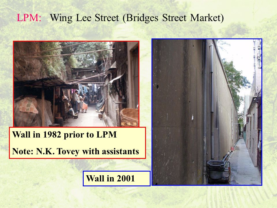 LPM: Wing Lee Street (Bridges Street Market)