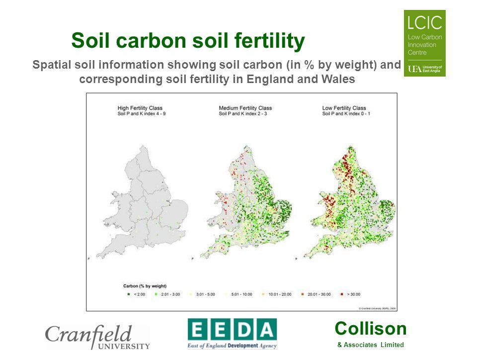 Soil carbon soil fertility