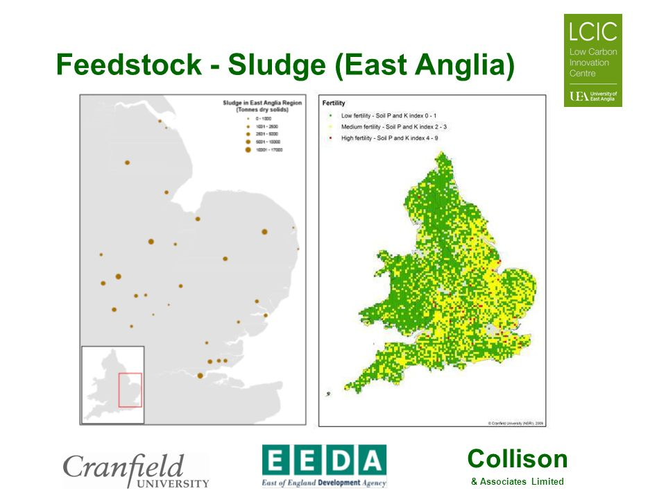 Feedstock - Sludge (East Anglia)