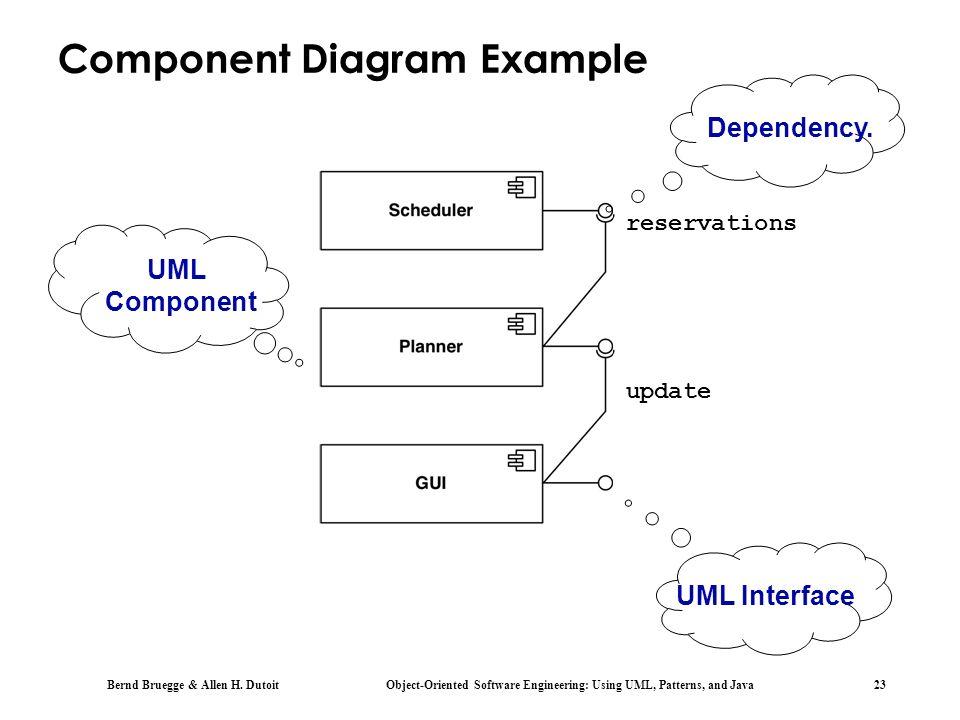 chapter 7  system design  addressing design goals