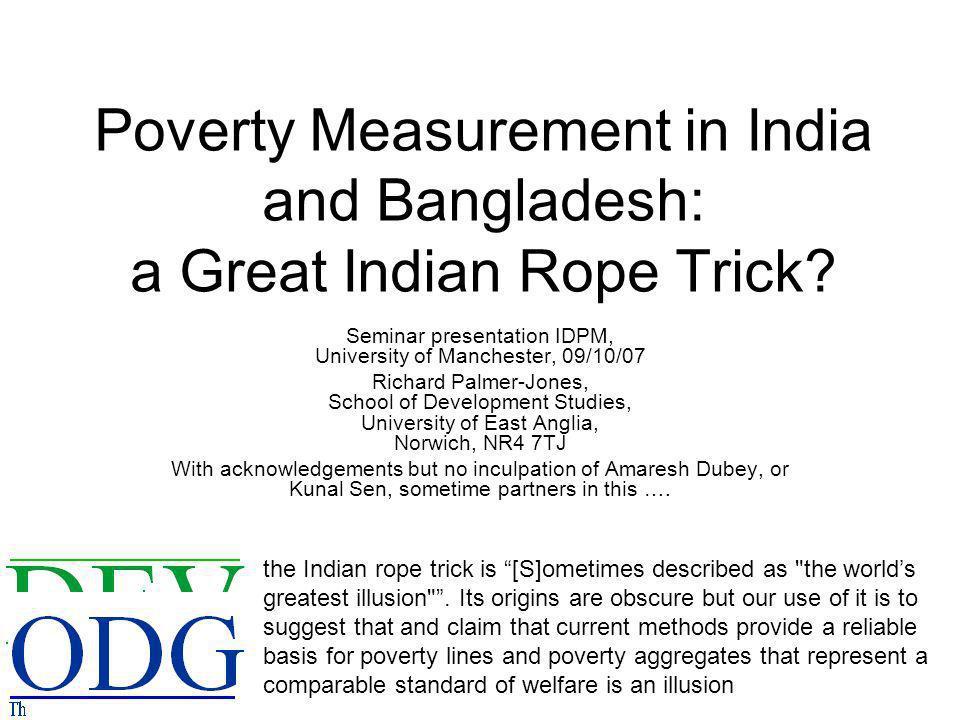Seminar presentation IDPM, University of Manchester, 09/10/07
