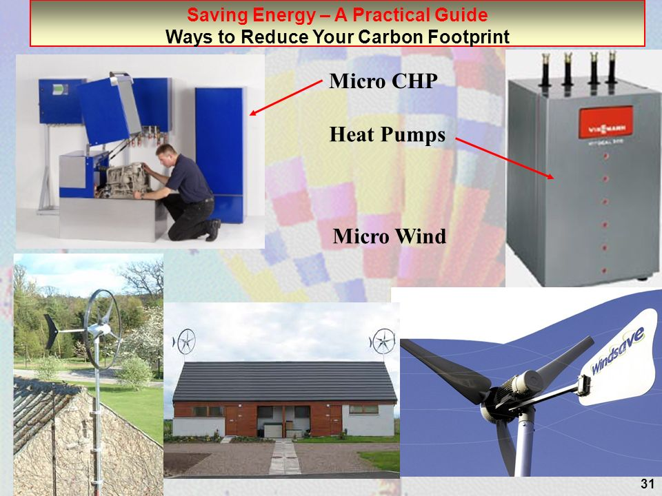 Saving Energy – A Practical Guide Ways to Reduce Your Carbon Footprint