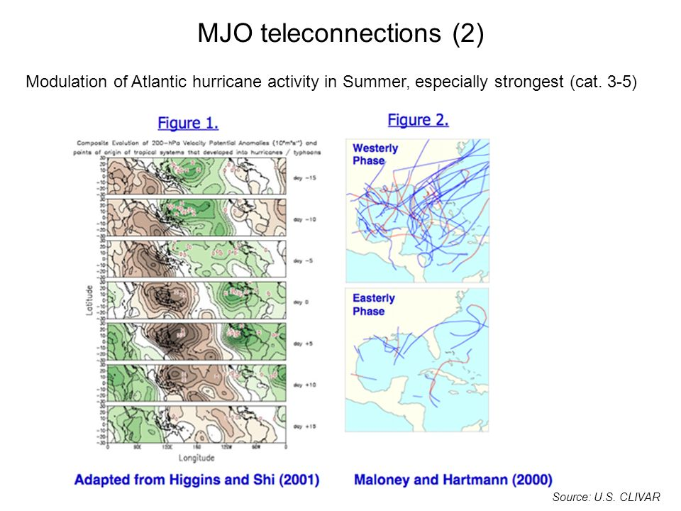 MJO teleconnections (2)
