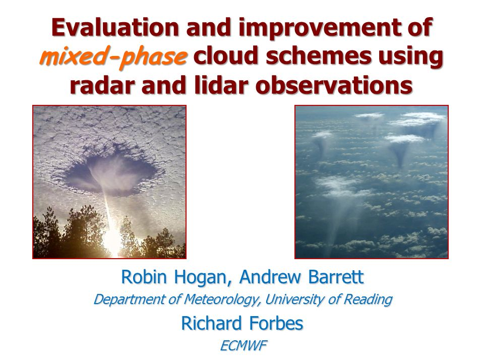 Evaluation and improvement of mixed-phase cloud schemes using radar and lidar observations