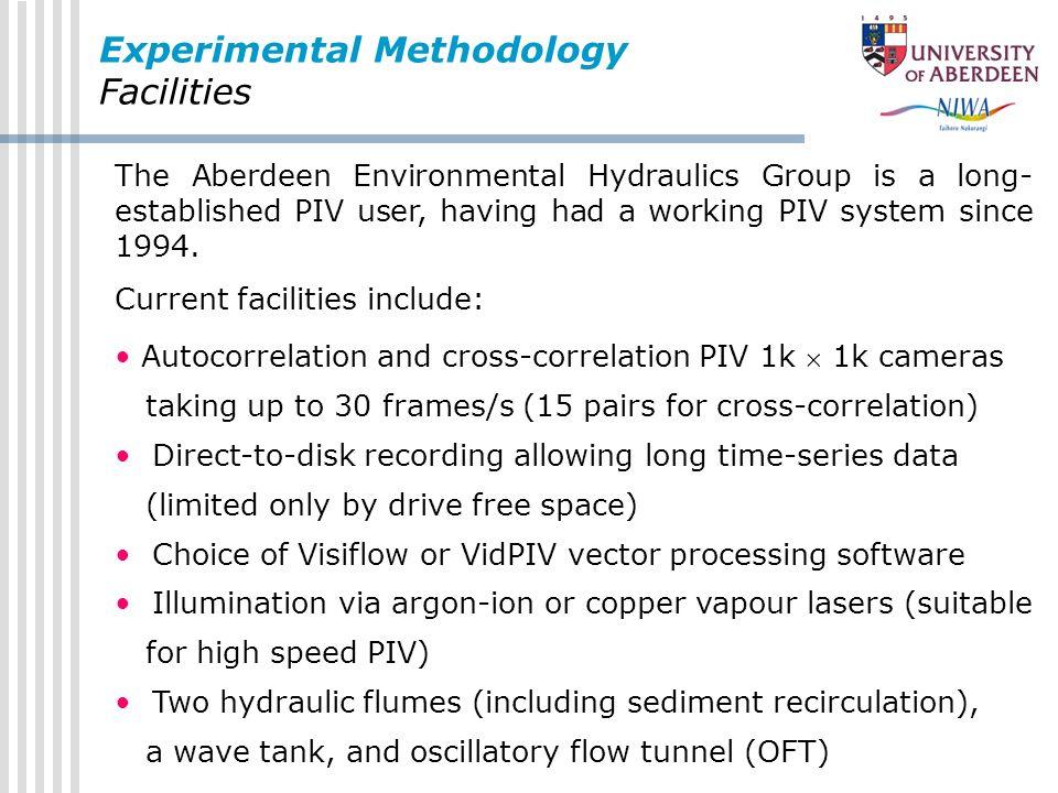 Experimental Methodology Facilities