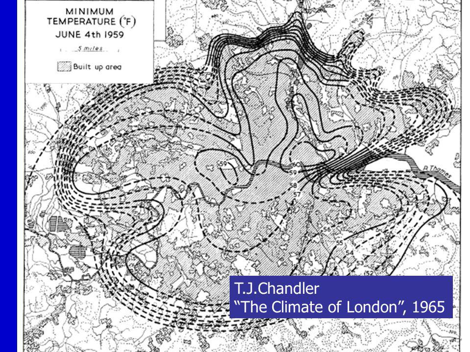 The Climate of London , 1965