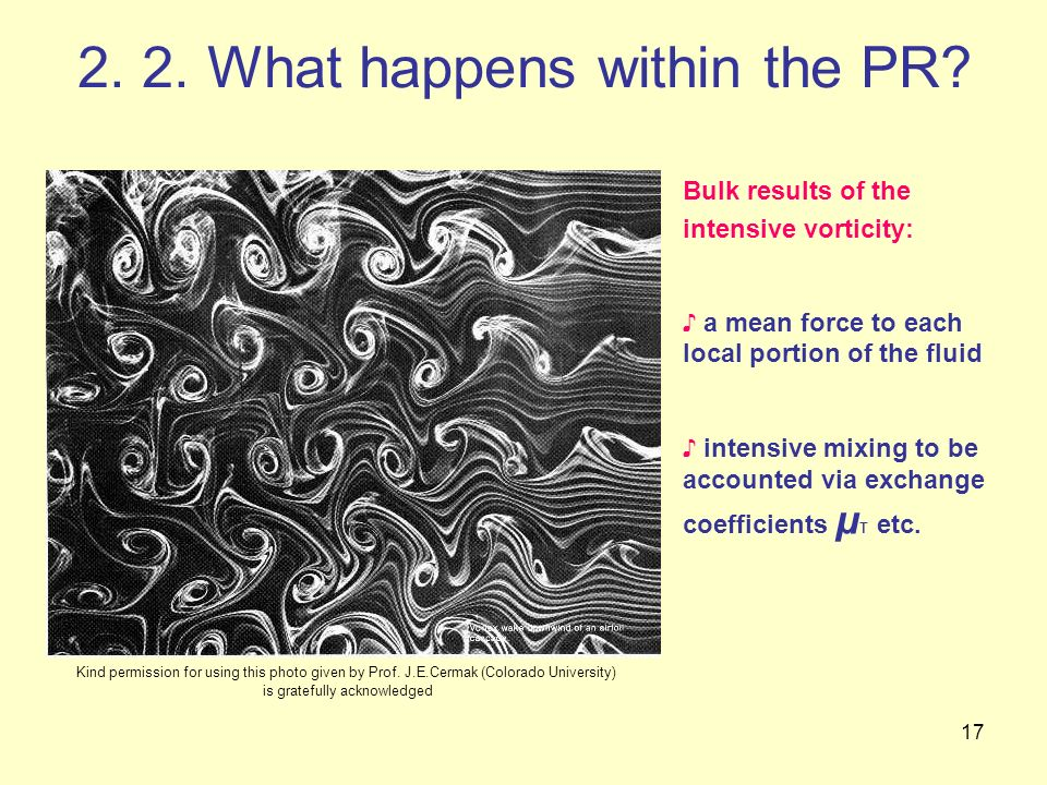 2. 2. What happens within the PR