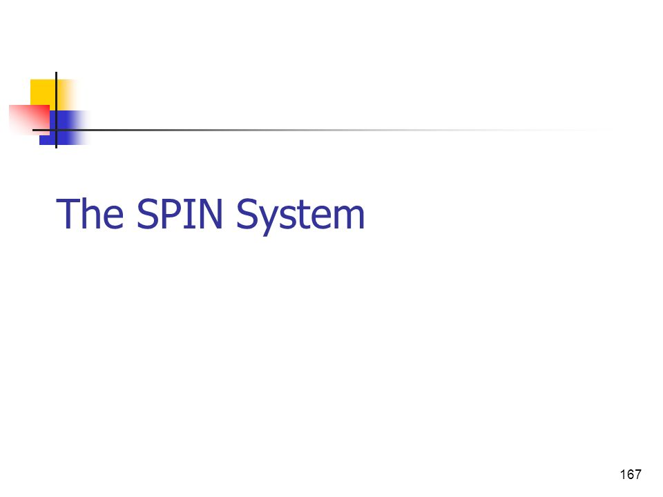 The SPIN System