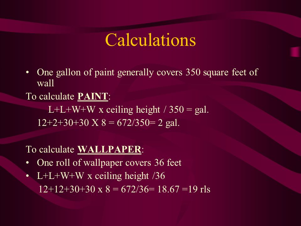 wall coverings ppt download