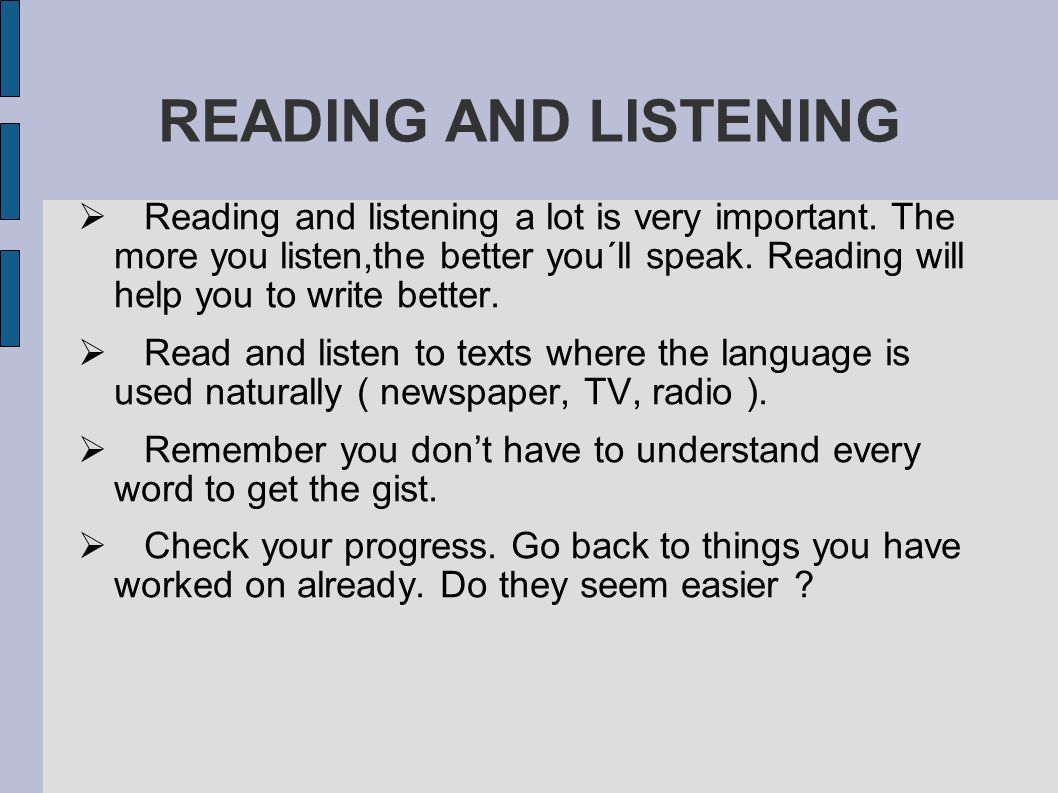 Improving Listening Skills is Essential for Any Language ...