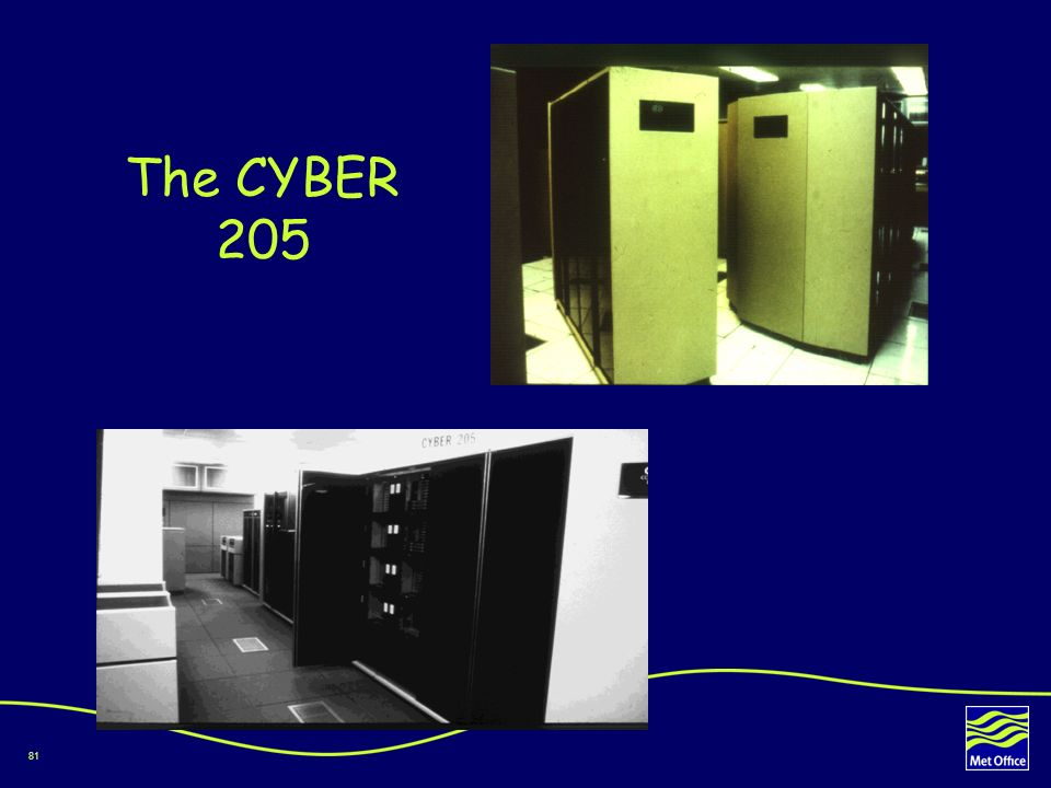 The CYBER 205
