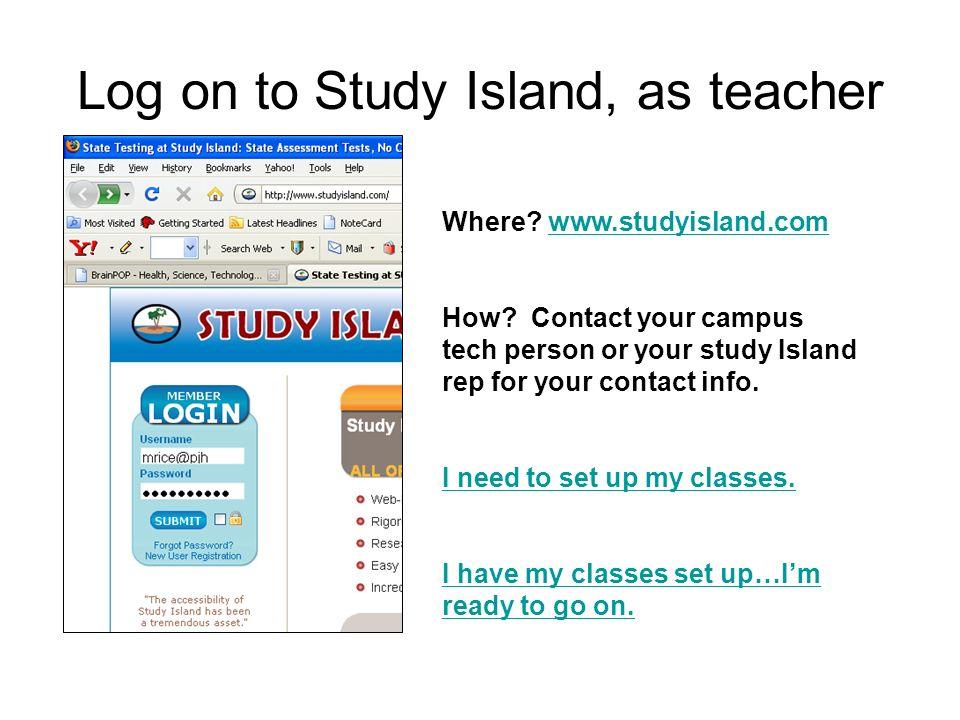 Georgia Study Island Programs | Edmentum