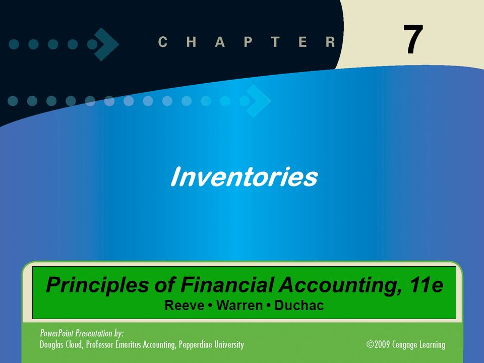 principles of accounting 11 Principles of financial accounting is designed for financial accounting programs that prefer to start with a sole proprietorship approach and move at a slower pace than a corporate financial accounting course.