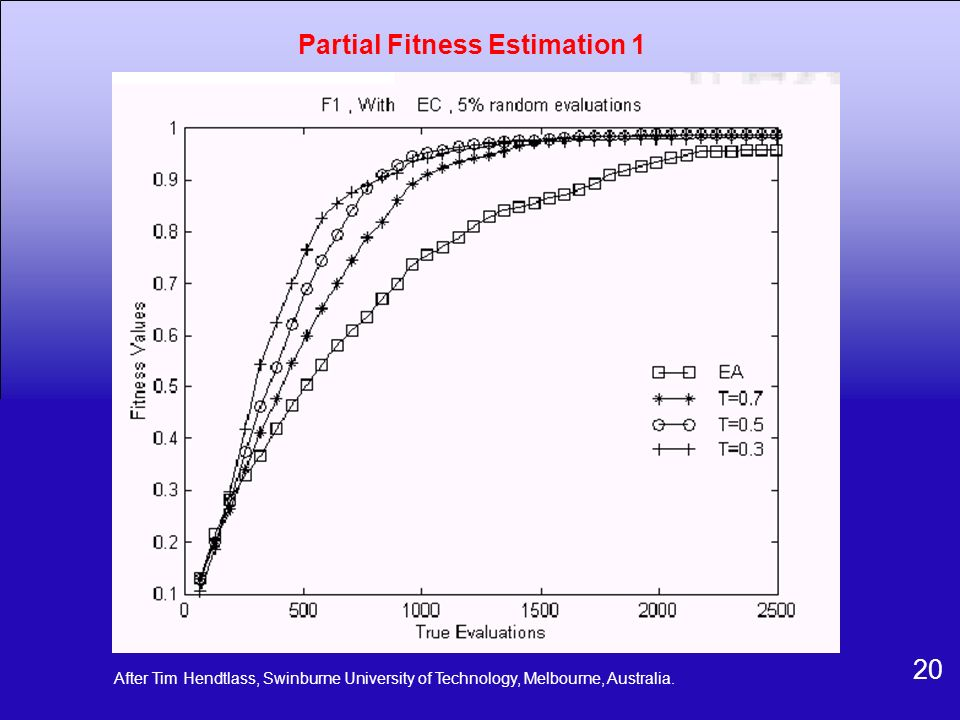 Partial Fitness Estimation 1