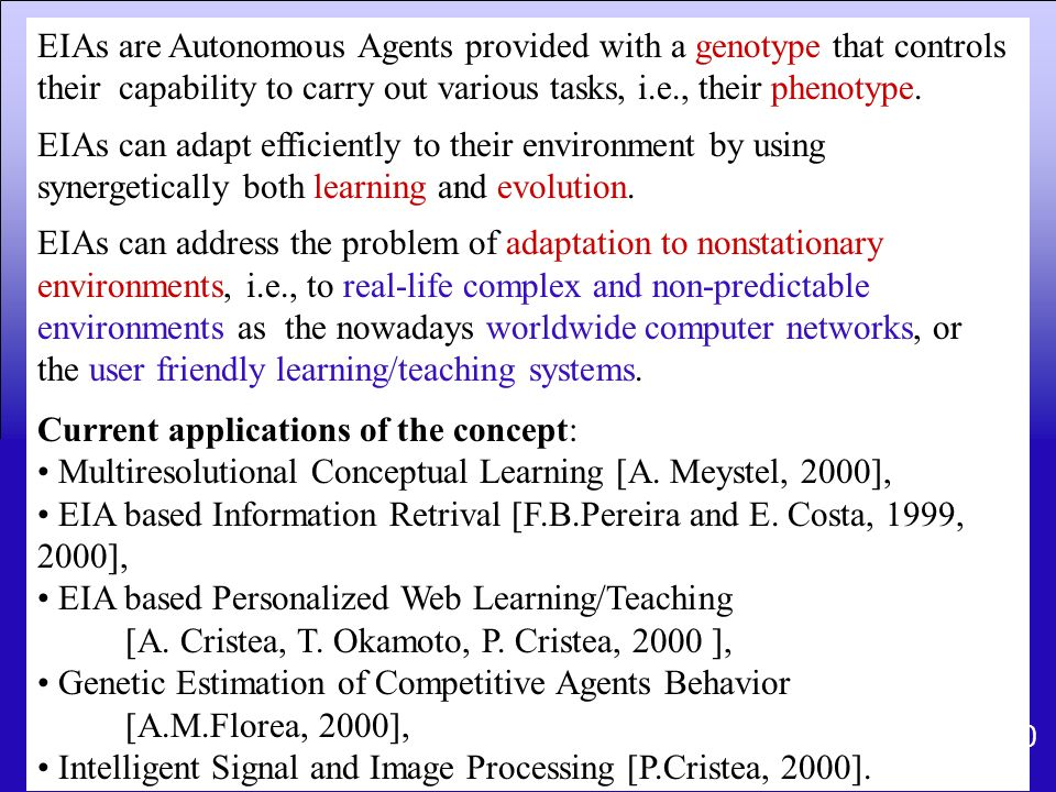 the user friendly learning/teaching systems.