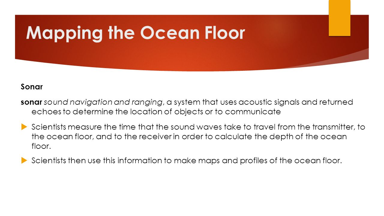 Plate tectonics chapters 10 11 12 13 19 sect 1 2 for 10 facts about the ocean floor