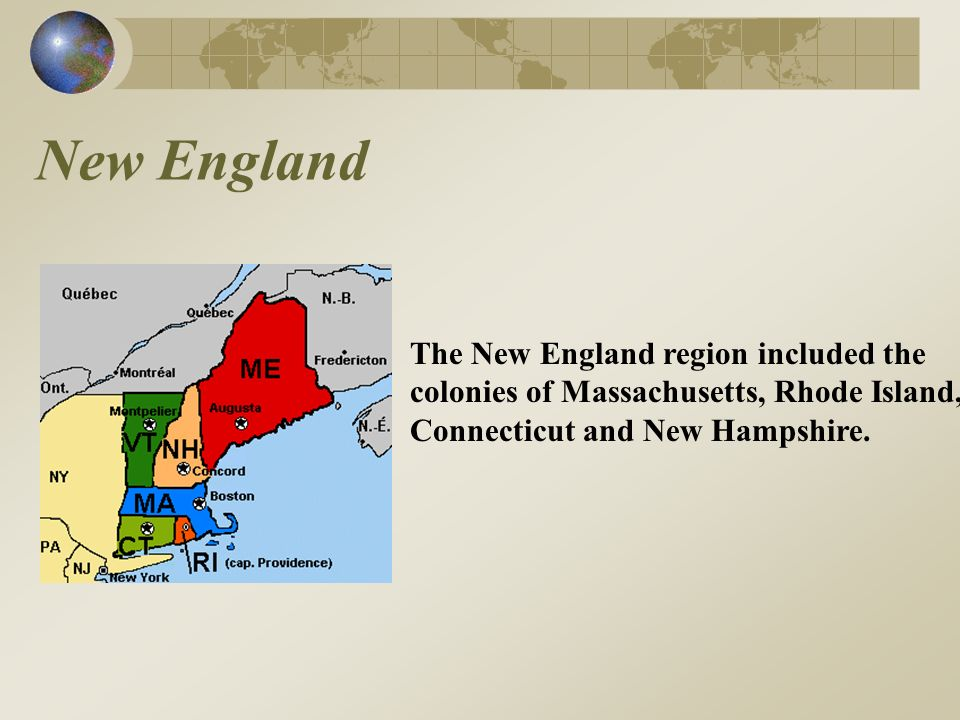 an analysis of the new england colonies development This colony was named the new england colony in spite of both colonies being settled by men, women and children of english ancestry by the 1700's both regions evolved into two very distinct societies.