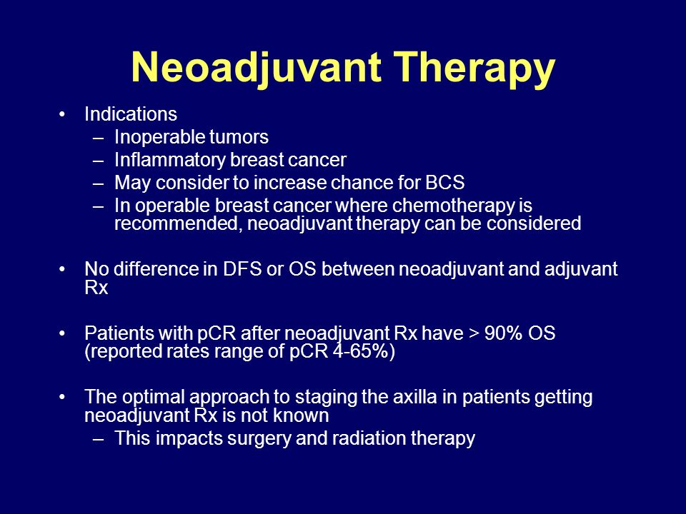 Introduction To The Management Of Breast Cancer Ppt