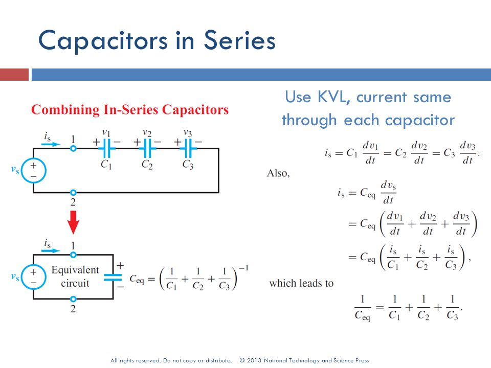 how to find capacitor current