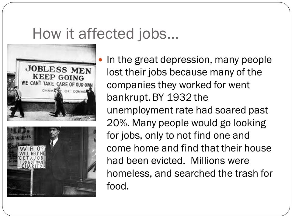how to find people looking for jobs