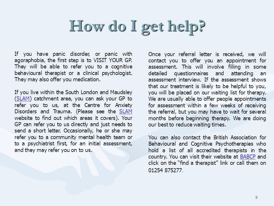 How do I get help